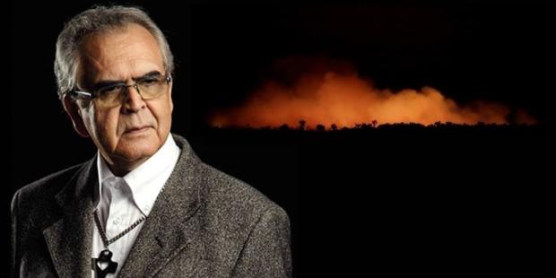 """Pe. Zezinho: """"Dois pesos e duas medidas sobre o fogo na Amazônia e na Austrália"""""""