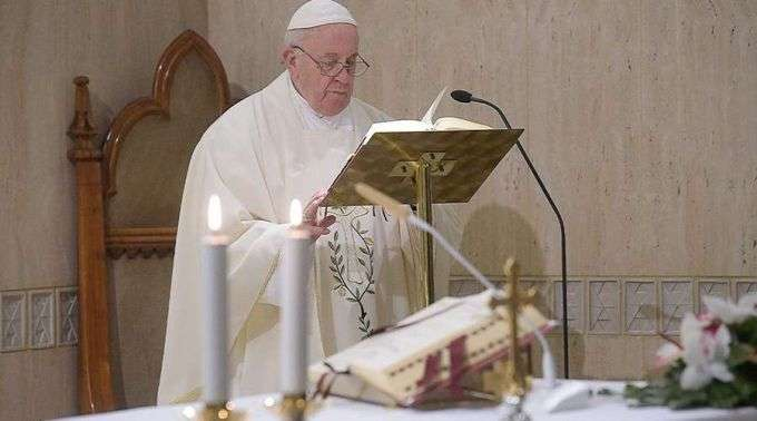 Papa Francisco adverte sobre um perigo para a fé dos cristãos