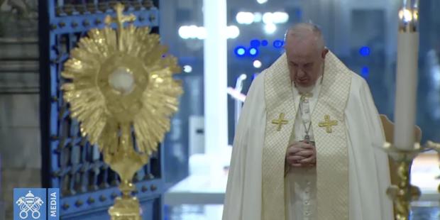Na íntegra: a mensagem do Papa na histórica bênção Urbi et Orbi deste 27 de março