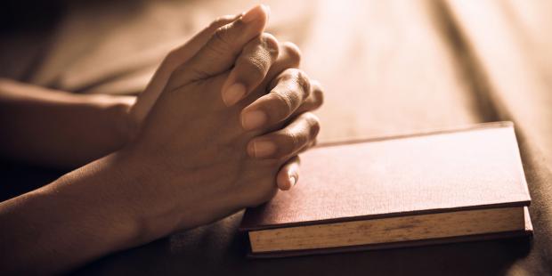 Oração para antes de ler a Bíblia
