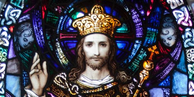 Jesus Cristo, Rei do Universo e Sacerdote Eterno