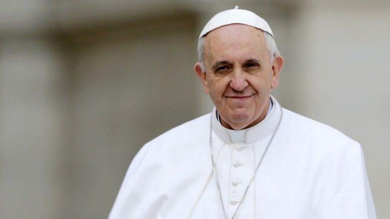 Papa Francisco explica qual é a ofensa mais blasfema ao nome de Deus