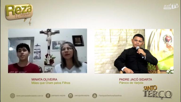 Paróquia Senhora Sant'Ana inicia o Mês Mariano com dia festivo e programação online