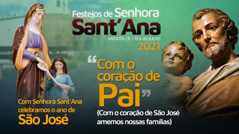 Festejos de Senhora Sant'Ana 2021
